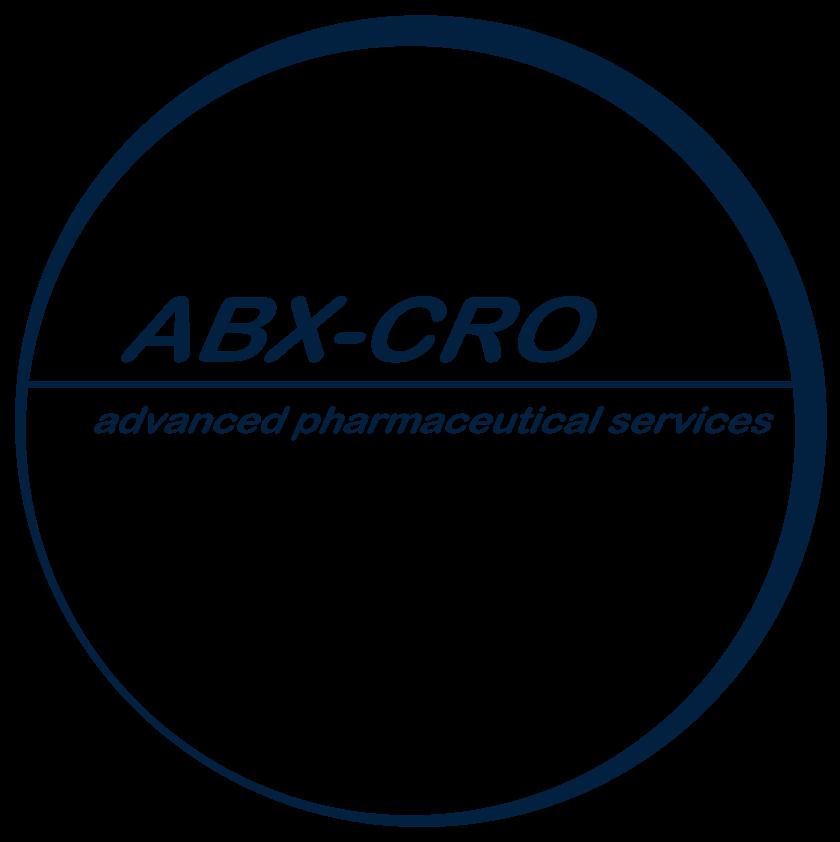 ABX Logo - Circle with Claim inside - Blue - Large